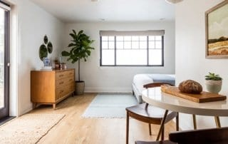 Garage conversion turned airbnb8